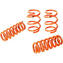 410-503009-N Lowering Springs - 1 in., 1 in., Set of 4