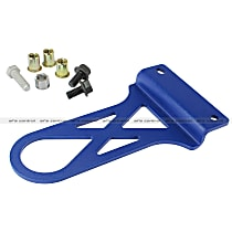 aFe 450-401002-L Tow Hook - Powdercoated Blue, Steel, Direct Fit, Sold individually