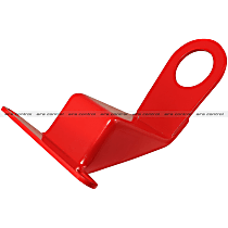 450-401006-R Tow Hook - Powdercoated red, Steel, Direct Fit, Sold individually