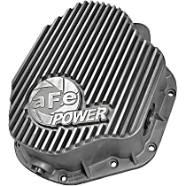 46-70030 Differential Cover - Natural, Aluminum, Direct Fit, Sold individually