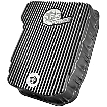 46-70060 Transmission Pan - Natural, Aluminum, Deep, Direct Fit, Sold individually
