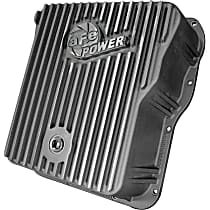 46-70070 Transmission Pan - Natural, Aluminum, Deep, Direct Fit, Sold individually