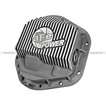 46-70080 Differential Cover - Natural, Aluminum, Direct Fit, Sold individually