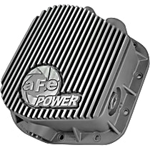 46-70150 Differential Cover - Natural, Aluminum, Direct Fit, Sold individually