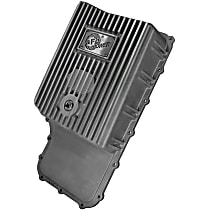 46-70180 Transmission Pan - Natural, Aluminum, Deep, Direct Fit, Sold individually