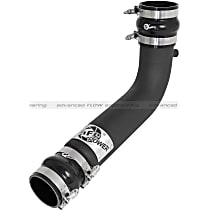 46-20039 Intercooler Pipe - Powdercoated Black, Stainless Steel, Direct Fit, Kit