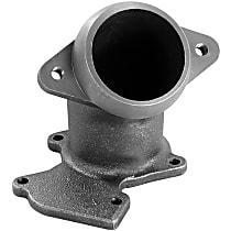 aFe 46-60067 Turbocharger Turbine Elbow - Natural, Iron