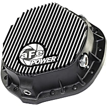 46-70012 Differential Cover - Powdercoated Black, Aluminum, Direct Fit, Sold individually