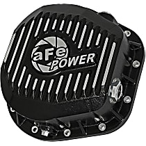 46-70022 Differential Cover - Powdercoated Black, Aluminum, Direct Fit, Sold individually