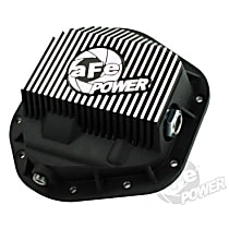 46-70082 Differential Cover - Powdercoated Black, Aluminum, Direct Fit, Sold individually