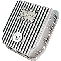 46-70220 Transmission Pan - Natural, Aluminum, Deep, Direct Fit, Sold individually