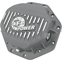 aFe 46-70270 Differential Cover - Natural, Aluminum, Direct Fit, Sold individually