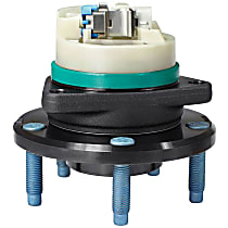 Wheel Hub - Sold individually Front or Rear, Driver or Passenger Side
