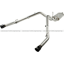 49-42013-B Power Machforce XP Series - 2009-2019 Cat-Back Exhaust System - Made of Stainless Steel