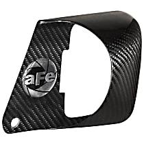 54-12218-C Air Intake Scoop - Carbon Fiber, Carbon Fiber, Direct Fit, Sold individually