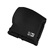 aFe 54-31918-B Air Intake System Cover - Black, Plastic