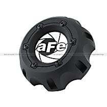 aFe 79-12005 Oil Filler Cap - Black, Aluminum, Direct Fit, Sold individually