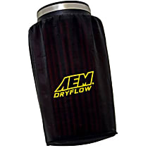 1-4001 Pre-Filter - Black, Silicone treated polyester, Universal, Sold individually