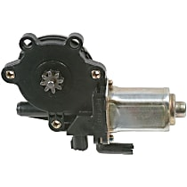82-10460 Front, Driver Side Window Motor, New