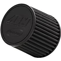 AEM Air 21-202BF Universal Air Filter - Gray, Synthetic, Washable, Universal, Sold individually