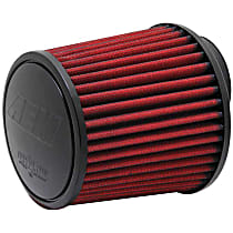 21-202DOSK Universal Air Filter - Red, Synthetic, Washable, Universal, Sold individually