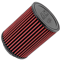 21-2036DK Universal Air Filter - Red, Synthetic, Washable, Universal, Sold individually