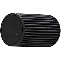 AEM Air 21-2039BF Universal Air Filter - Gray, Synthetic, Washable, Universal, Sold individually