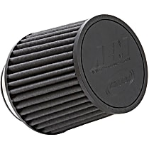 AEM Air 21-203BF Universal Air Filter - Gray, Synthetic, Washable, Universal, Sold individually