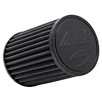 21-2047BF Universal Air Filter - Gray, Synthetic, Washable, Universal, Sold individually