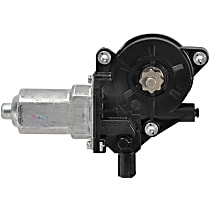 Front, Passenger Side Window Motor, New