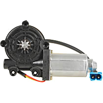82-2120 Front or Rear, Driver Side Window Motor, New