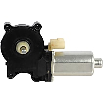 82-2140 Front, Driver Side Window Motor, New