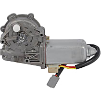 82-376 Front, Passenger Side Window Motor, New