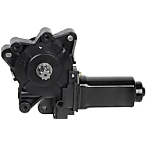 82-454 Front, Driver Side Window Motor, New