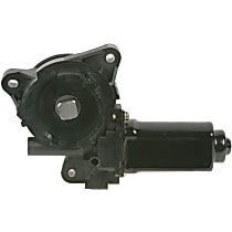 82-614 Front, Driver Side Window Motor, New