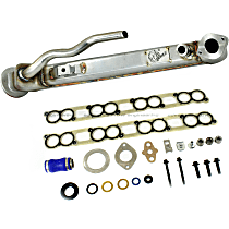 46-90077 EGR Cooler - Stainless Steel, Direct Fit, Sold individually