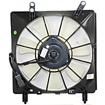 A/C Condenser Fan - Passenger Side