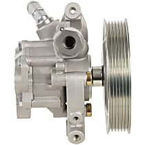 96-398 Power Steering Pump - With Pulley, Without Reservoir