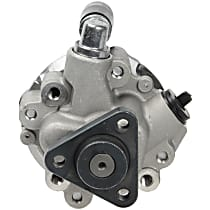 96-5350 Power Steering Pump - Without Pulley, Without Reservoir