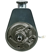 96-7828 Power Steering Pump - Without Pulley, With Reservoir