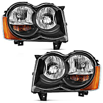 Driver and Passenger Side Headlight