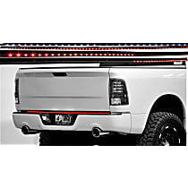 Tailgate Light Bar - 5-Function (W/ Reverse), Universal, Kit