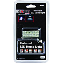 809043 Dome Light - White, Universal, Sold individually