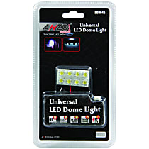 Dome Light - White, Universal, Sold individually