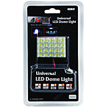809047 Dome Light - White, Universal, Sold individually