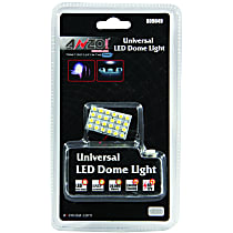 809049 Dome Light - White, Universal, Sold individually