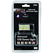 809050 Dome Light - White, Universal, Sold individually