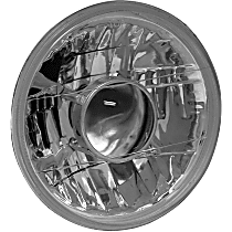861070 Driver and Passenger Side Halogen Headlight, With bulb(s)