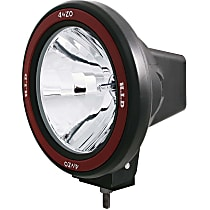 861099 Offroad Light - Black,, Sold individually