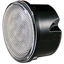 Front, Driver And Passenger Side Turn Signal Light